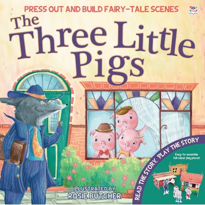 The three Little Pigs (Трите прасенца)